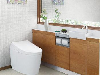 TOTO 除菌するトイレ タンクレス