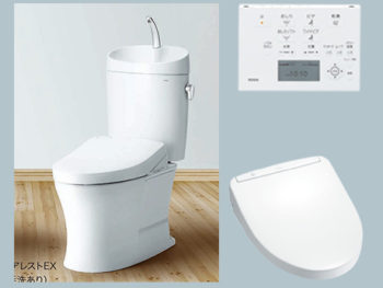 TOTO 除菌するトイレ